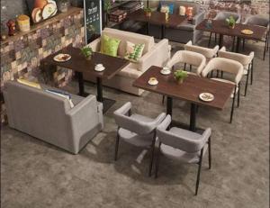 Sofa cafe - Bàn ghế sofa cho quán cafe đẹp giá rẻ  nhất..