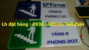 Xưởng chuyên cung cấp biển công ty mica, đồng ,inox tại Hà Nội