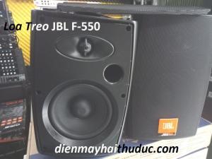 Loa treo tường JBL F-550 chuyên Quán cafe, Shop thời trang, phòng Gym
