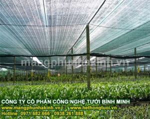 Lưới che nắng nông nghiệp, lưới chống nắng trong nông nghiệp