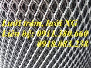 Lưới dập giãn, lưới XG 41, XG 42, XG 43,....