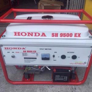 Bán nhanh máy phát điện Honda SH9500EX 8,5KW chạy xăng giá rẻ