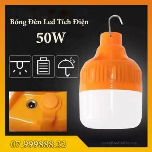 Bóng đèn tích điện 50W