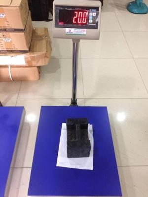 Cân bàn điện tử TPSDH - 500KG