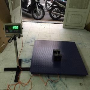 Cân sàn điện tử DIGI28SS - 500kg 1tấn 1,5tấn 2tấn 3tấn