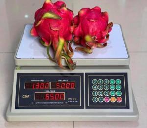 Cân điện tử tính tiền chống nước QUA - 30kg
