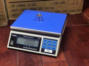 Cân điện tử HAW - 3kg 6kg 15kg 30kg