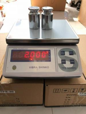 Cân điện tử VIBRA TPS - 3kg => 30kg