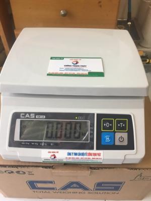 Cân điện tử CAS SW-1A - 3kg 6kg 15kg 30kg
