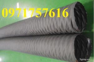Ống gió mềm vải thông khí tarpaulin giá tốt