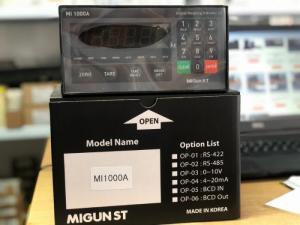 Đồng hồ cân MI1000A , chuyên dùng Cân ô tô, cân bàn...xuất xứ Migun-Hàn Quốc