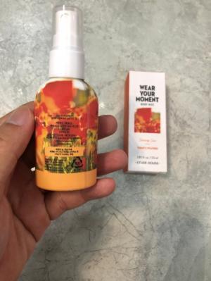 Nước hoa xịt cơ thể Wear Your Moment Body Mist xách tay Hàn Quốc