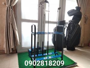 Giá để gậy golf để 18 gậy model G18