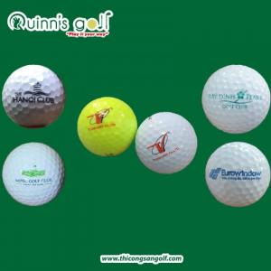 Banh Golf In Logo