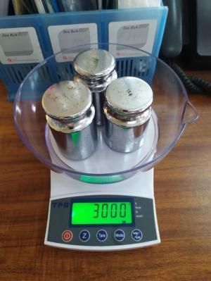 Cân điện tử VMC FRJ 500g-1kg-2kg-3kg-5kg, có tô