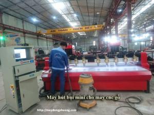Mua máy hút bụi mini sử dụng cho cơ sở sản xuất mỹ nghệ mộc