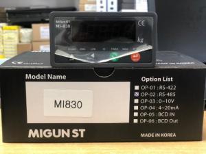 Đồng hồ cân MI830, xuất xứ: Migun – Hàn Quốc