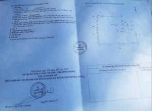 Bán 1 hécta (10.000m2) đất Lai Hưng, Bàu Bàng, TC300m2, SHR, giá 6 tỷ.