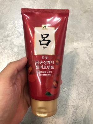Ủ tóc Ryo Damage Care Treatment xách tay Hàn Quốc