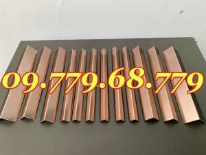 Nẹp V inox304 - nẹp V inox - nẹp chữ V inox - V inox304