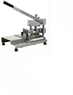 Máy cắt xương thủ công, máy cắt xương giò, máy chặt giò