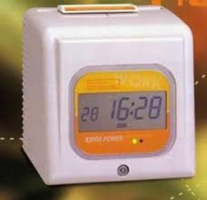 Máy chấm công thẻ giấy in búa kp 670 A - giá rẻ nhất hàng xịn