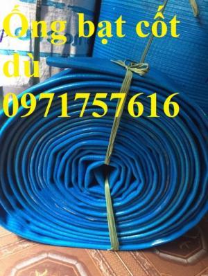 Ống bạt nhựa PVC cốt dù
