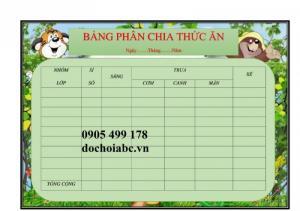 Bảng hiệu mầm non tại Đà Nẵng