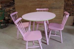 Bàn ghế gỗ nhiều màu dùng cho các cafê,nhà hàng,quán ăn,bar,resort…