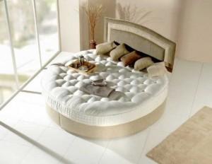 Giường tròn cao cấp tại TPHCM, giường tròn đẹp mua ở đâu, giường tròn