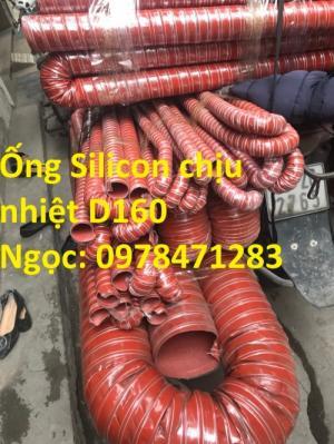 Chuyên cung cấp ống Silicon chịu nhiệt thông khí nóng, hút khói giá rẻ.