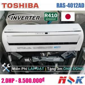 Máy lạnh Toshiba Inverter RAS-4012AD 2HP