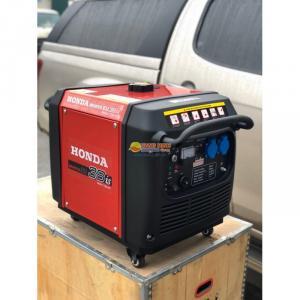 Xả kho máy phát điện chống ồn chạy xăng Honda EU38IS giảm âm  công suất 4kva