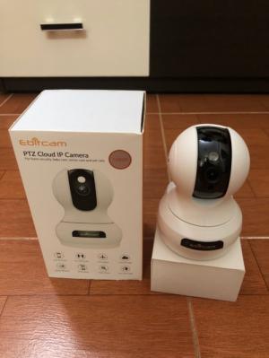 Camera wifi EBitCam nhỏ đẹp(lắp trong nhà)