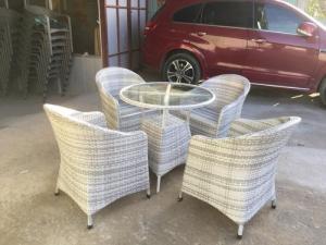 Bàn ghế thúng giá tại xưởng
