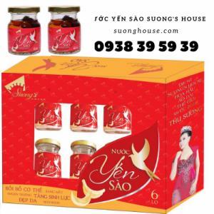 Yến Dưỡng Nhan Suong's House - Duy Trì Thanh Xuân Chống Lão Hóa Tự Nhiên