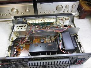 AMPLI SANSUI 8080