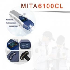 Máy tuần tra bảo vệ có đèn pin Mita 6100CL  nhập khẩu trực tiếp