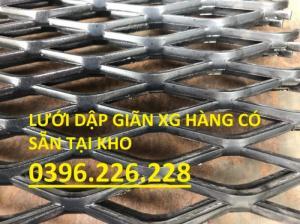Lưới dập giãn dây 2 mắt 30*60 một cuộn 10 mét đầy đủ kích cỡ thông số lưới
