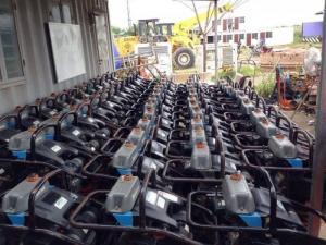 Bán máy đầm cóc Mikasa Nhật bãi giá rẻ