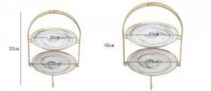 Khung đặt đĩa bày trang trí đẹp GHS-6575