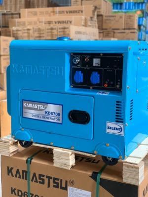 Máy phát điện kamastsu công suất 5kw KD6700