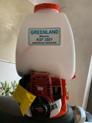 Bán máy phun thuốc trừ sâu chạy xăng KSA 35H giá rẻ nhất
