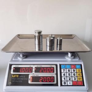 Cân hoa quả, trái cây - 30kg, tính tiền nhanh