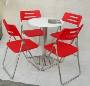 Các mẫu bàn ghế xếp giá rẻ nhất thị trường