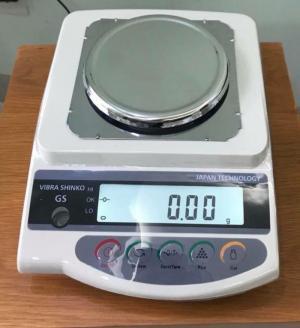 Cân điện tử GS - 1200G/0.01G