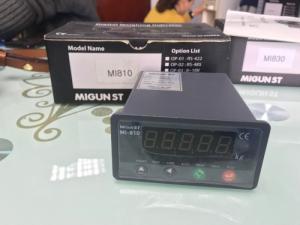 Đầu cân Điện tử Migun MI810 Sản xuất tại Hàn Quốc