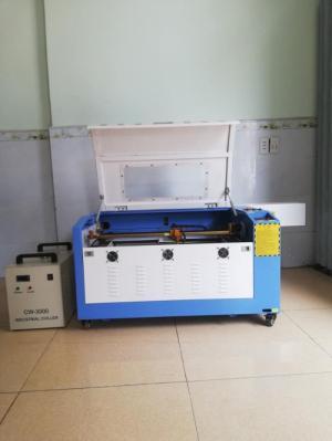 Máy khắc laser 6040 giá rẻ tại Hồ Chí Minh