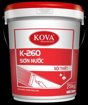 Sơn nội thất kova K260 màu Ap76-2