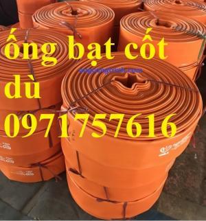 Ống bạt cốt dù PVC bán với giá tốt